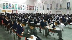 Psychometric test conducted for students